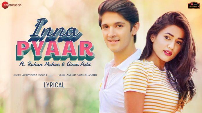 Inna Pyaar hindi lyrics