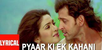 Pyaar Ki Ek Kahani - kriss lyrics