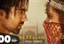 Titliaan Song Hindi Lyrics