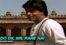 Do Dil Mil Rahe Hain Lyrics In Hindi