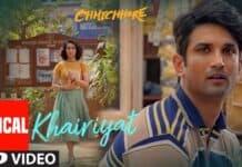 Khairiyat Pucho Lyrics In Hindi
